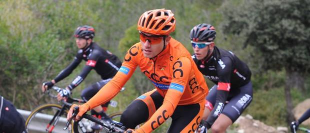 Łukasz Owsian triumfował w zawodach Cyklo Gdynia.