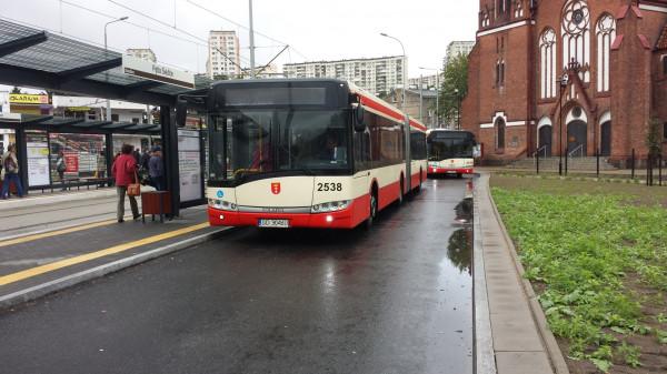 W razie awarii autobusu do czasu usunięcia usterki z pętli nie będą mogły korzystać inne autobusy.