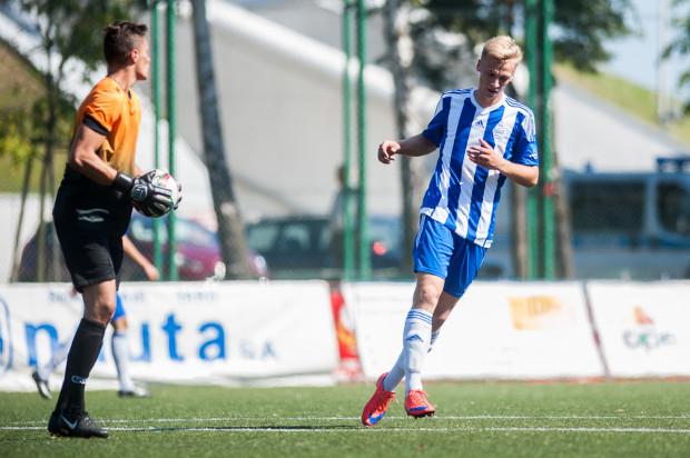 Sebastian Żołnowski po raz drugi w sezonie zapewnił Bałtykowi komplet punktów w sezonie 2015/2016. Wcześniej dokonał tego w meczu 1. kolejki z GKS Przodkowo.
