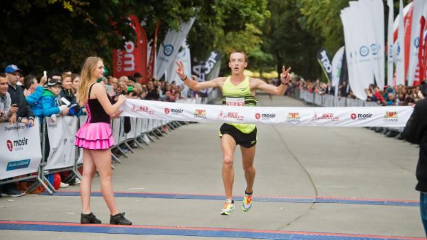Tadeusz Zblewski najszybciej pokonał 10-kilometrowy dystans na Westerplatte.