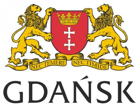 Pierwsza wersja gdańskiego herbu.