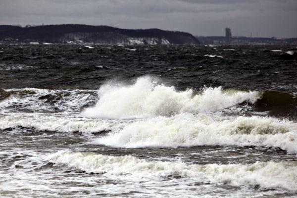 Bałtyk był spokojnym morzem do czasu aż Fangosz nie uwięził w jego wodach diabła Purtka.