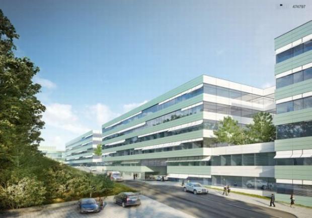 Wygląda na to, że budowa Centrum Medycyny Nieinwazyjnej, 6-piętrowego budynku wyposażonego w 688 łóżek, ruszy zgodnie z planem - jeszcze w 2015 r.