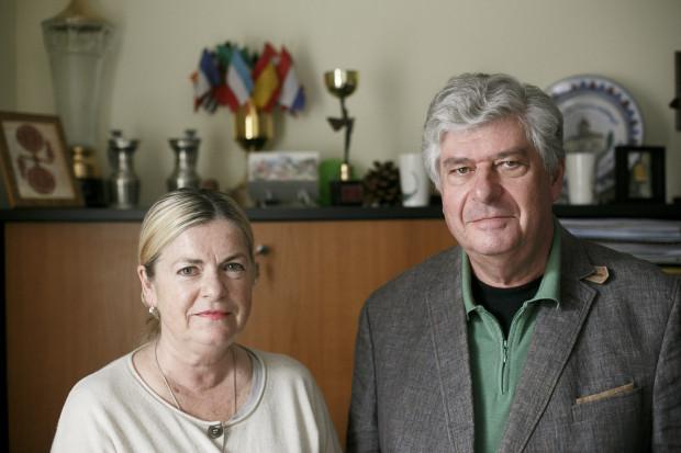 Wiesława i Jan Łukaszewscy od 37 lat pracują wspólnie w Polskim Chórze Kameralnym Schola Cantorum Gedanensis, a od 27 lat są małżeństwem. Wspólnie prowadzą również chór chłopięcy Pueri Cantores Olivenses.