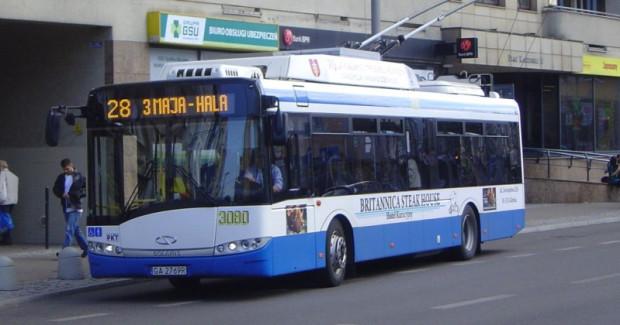 Program Civitas skupia się na inwestycjach w transport publiczny, pieszy i rowerowy.