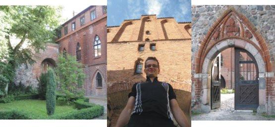 W Zamku Bierzgłowskim szlak dobiega końca my jednak trasę kontynuujemy do Torunia