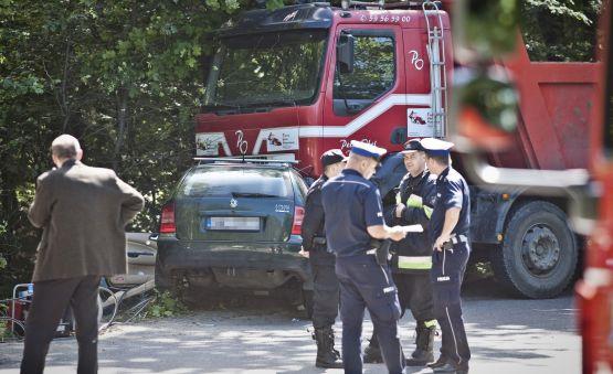 W tragicznym wypadku na ul. Marszewskiej zginęły na miejscu trzy osoby.