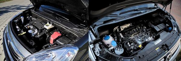 Propozycje silnikowe dla obu modeli charakteryzuje stosunkowo niskie spalanie.