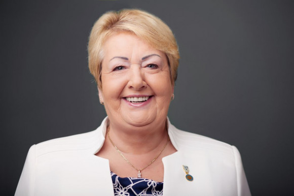 Henryka Krzywonos-Strycharska zdobyła 24333 głosów w okręgu gdyńsko-słupskim.