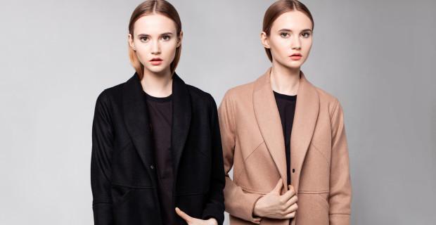 W kolekcji Keyce znajdziemy eleganckie i klasyczne płaszcze z wełny.