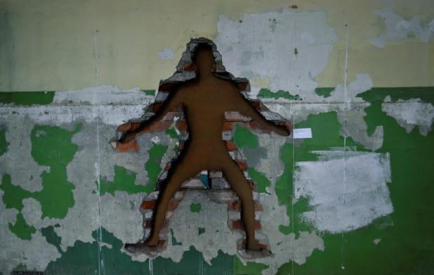 Oskar Dawicki, Hommage to Bruce Lee, 2004.
