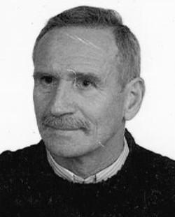 Zbigniew Strzelecki, były piłkarz Arki i Stoczniowca.