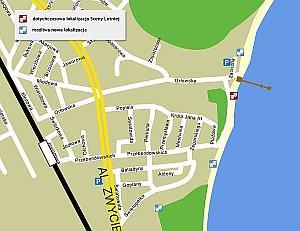 Zobacz możliwe lokalizacje Sceny Letniej w Orłowie.