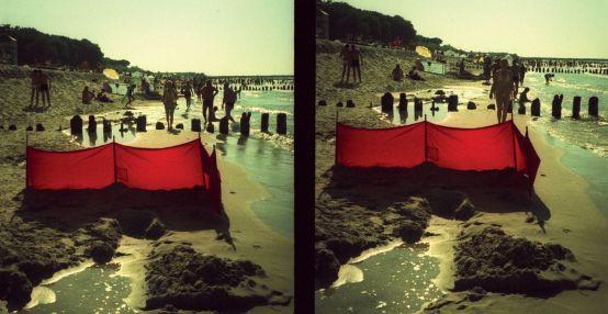 """""""Możemorze"""" to projet Marcina Dymitera inspirowany odgłosami bałtyckiego morza."""
