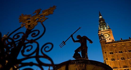 W sobotę o godz. 20:30 na godzinę zgaśnie iluminacja m.in. ratusza Głównego Miasta w Gdańsku.
