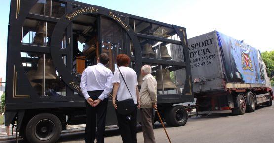 Jedną z atrakcją festiwalu Tournee de Carillon będzie monumentalny carillon mobilny.