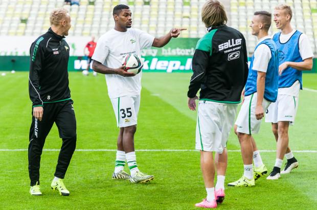 Forma Gersona to dla Lechii problem, ale nie jedyny. W stosunku do oczekiwań jakie stoją przed biało-zielonymi, gubione przez nich punkty nie sprzyjają dawaniu szansy młodym piłkarzom.