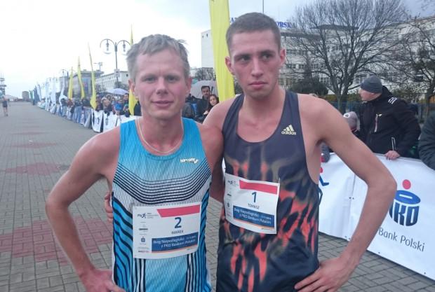 Marek Kowalski i Tomasz Grycko.