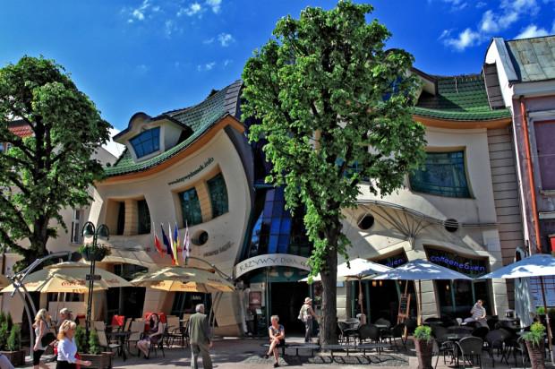 Krzywy Domek w Sopocie znalazł się w tym samym zestawieniu, co kościół Sagrada Familia w Barcelonie czy zamek Neuschwanstein w Bawarii.
