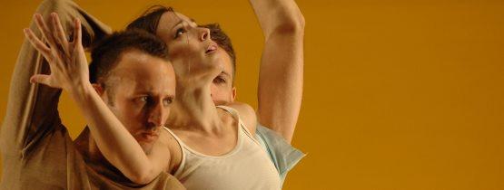 """Mechanical Trio In a Hot Country"" czyli Karmit Burian, Oded Graf i Yossi Berg."
