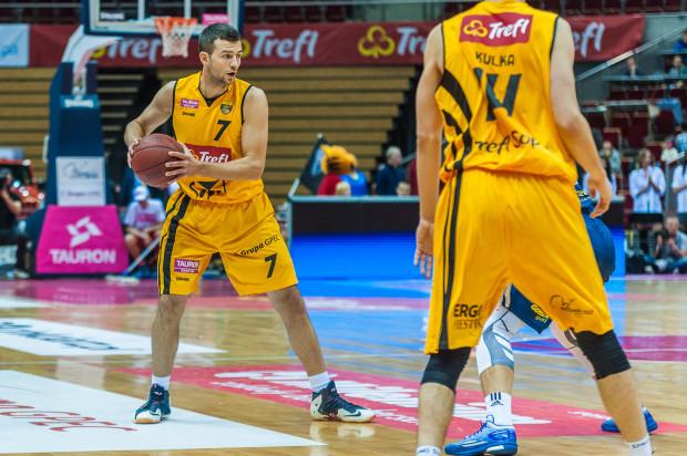 14 punktów Marcina Dutkiewicza nie pomogło Treflowi pokonać MKS. Po ośmiu meczach sopocianie wciąż nie mają na koncie zwycięstwa w TBL.