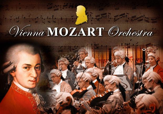W poniedziałek 14 grudnia o godz. 19 w Teatrze Muzycznym wystąpi Vienna Mozart Orchestra. Trzydziestu utalentowanych i doświadczonych muzyków, światowej sławy śpiewacy operowi i soliści zaprezentują najbardziej znane dzieła salzburskiego  geniusza, Wolfganga Amadeusza Mozarta.