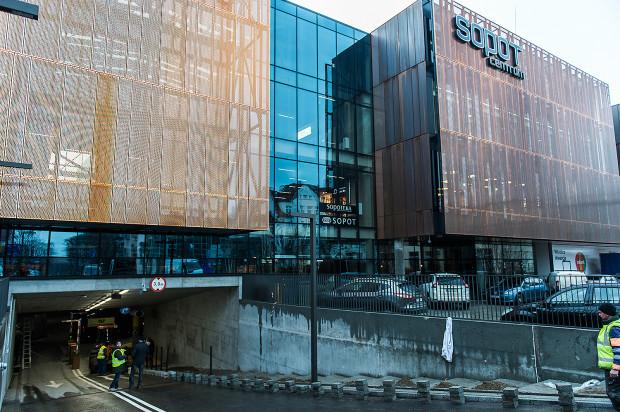 Nowy Dworzec PKP w Sopocie