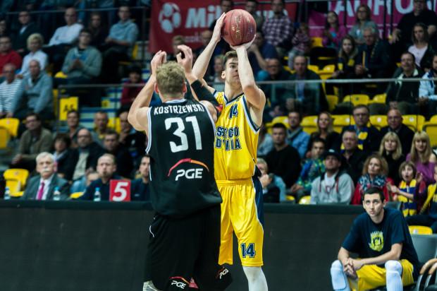 Wojciech Czrlonko dostał w Zielonej Górze od trenera Tane Spaseva 21 minut na parkiecie. W tym czasie zdobył 6 punktów, co jest jego rekordem w TBL.