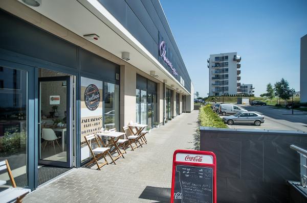 Cooltowa - niewielkie bistro na Jasieniu - staje się coraz bardziej popularna wśród mieszkańców. Są już stali bywalcy z okolicznych mieszkań.