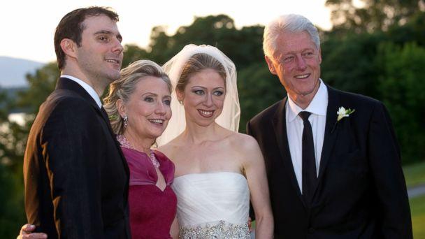 Chelsea Clinton i Marc Mezvinsky.