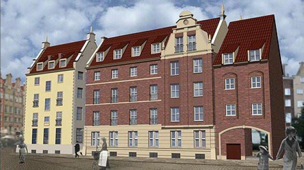 IBB Hotel Długi Targ powstanie w istniejącej kamienicy przy Długim Targu. Dodatkowa część zostanie wybudowana przy ul. Mieszczańskiej