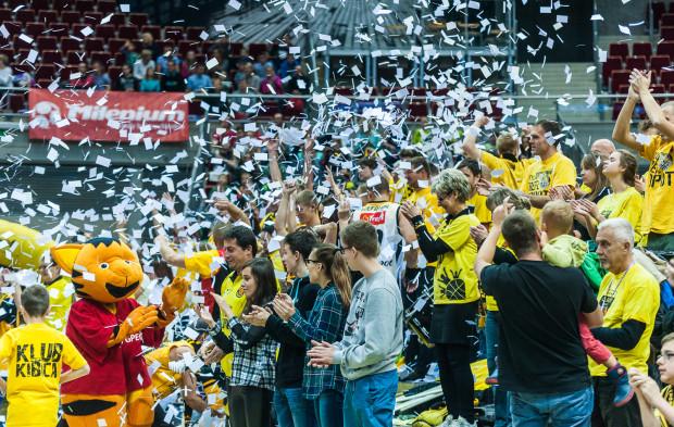 Derby Asseco - Trefl wciąż są świętem koszykówki w Trójmieście. Poprzednie takie starcie, w Ergo Arenie obejrzało z trybun 4123 widzów.