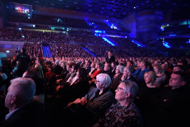 Włoskiego tenora oklaskiwało blisko 10 tysięcy osób.