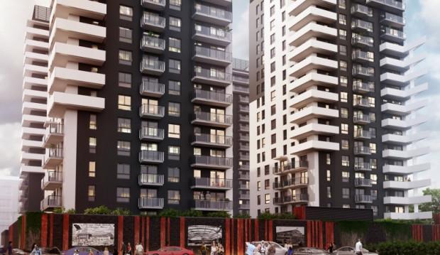 Projekt osiedla Bastion Wałowa wzbudził sporo kontrowersji, choć ich architektura i urbanistyka stanowi kalkę rozwiązań z innych projektów deweloperskich.