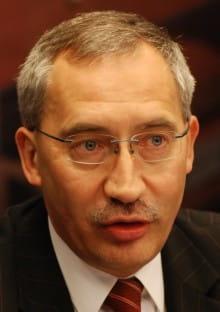 Kazimierz Smoliński - pierwszy na liście PiS.