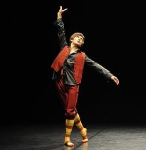 Leszek Bzdyl, tancerz, choreograf, założyciel teatru Dada von Bzdülöw.