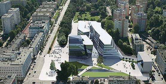 W dobie kryzysu okazuje się, że nowy budynek Urzędu Miejskiego w Gdyni nie jest najpilniejszą inwestycją miasta.