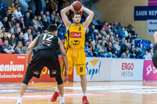 Josip Bilinovać jest najmniej wyróżniającym się obcokrajowcem w Treflu. Na początku sezonu oczekiwano więcej od chorwackiego obrońcy.