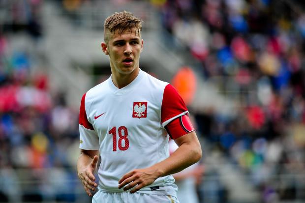 Martin Kobylański próbuje zdobyć angaż w Lechii Gdańsk.
