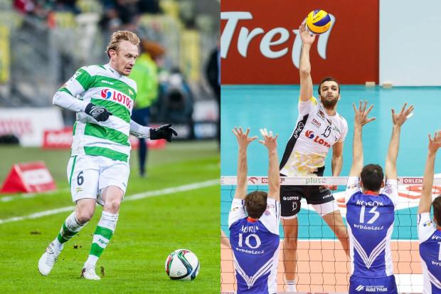 Nagrodą w konkursie, która przeznaczona jest dla 4 czytelników - kibiców Lechii, jest podwójne zaproszenie od Lotosu Trefl na mecz siatkówki do loży VIP, poczęstunek oraz transport na Stadion Energa Gdańsk na mecz biało-zielonych.