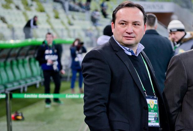 Adam Mandziara nadal będzie prezesem Lechii Gdańsk.