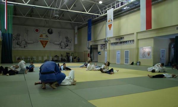 Podczas ferii uczniowie trójmiejskich szkół będą mogli bezpłatnie spróbować swoich sił w rozmaitych dziedzinach sportu, m.in. w judo.