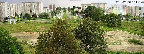 Zieleń i perspektywa znikną, gdy na Wyspie Piecewskiej powstaną 17-kondygnacyjne budynki.