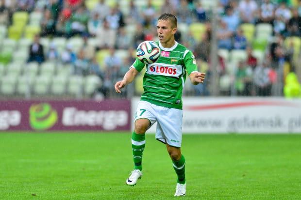 Marcin Pietrowski po raz pierwszy zagrał przeciwko Lechii we wrześniu ubiegłego roku w meczu, który w Gliwicach Piast wygrał 2:1. Jak powiedzie mu się na Letnicy?