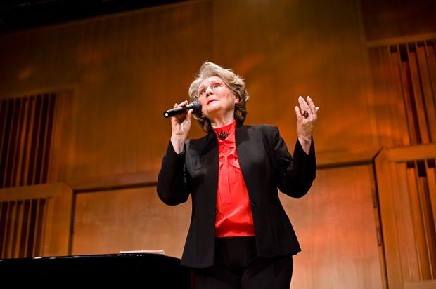 Irena Santor wystąpi w Sali Koncertowej w Gdyni.