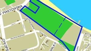 Całkowita powierzchnia nadmorskiej działki wynosi aż 160 ha, jednak pod zabudowę przeznaczonych zostanie tylko 24 ha.