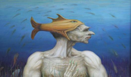 Magiczna wystawa malarstwa Włodzimierza Szpingera w Narodowym Muzeum Morskim. Lubicie takie obrazy?