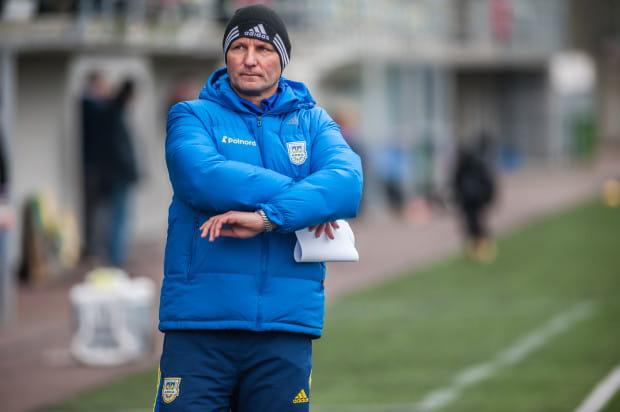 Grzegorz Niciński przebywa na kolejnym kursie UEFA Pro. Do drużyny wróci w czwartek.