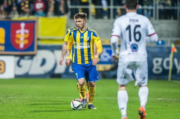 W poprzedniej kolejce Dariusz Formella zapewnił Arce remis z Zagłębiem Sosnowiec. W niedzielę w Suwałkach strzelił bramkę na wagę trzech punktów.