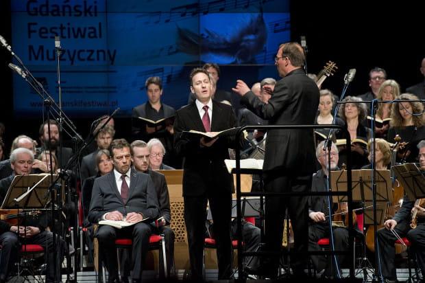 Najwyższą dotację - 75 tys. zł - marszałek Mieczysław Struk przekazał na Gdański Festiwal Muzyczny.